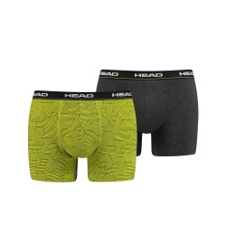 Ανδρικά Boxer lime (2 pack)