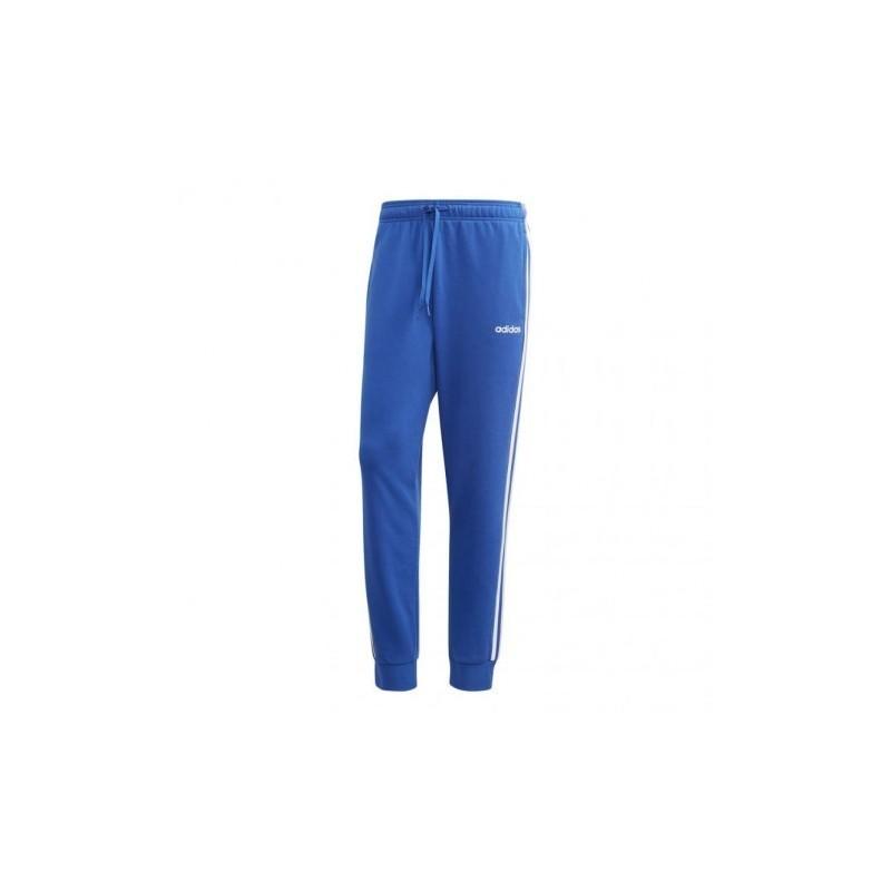 Adidas Essentials 3 Stripes Tapered Blue, GD5137