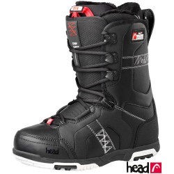 Snowboard boots HEAD CLASSIC black