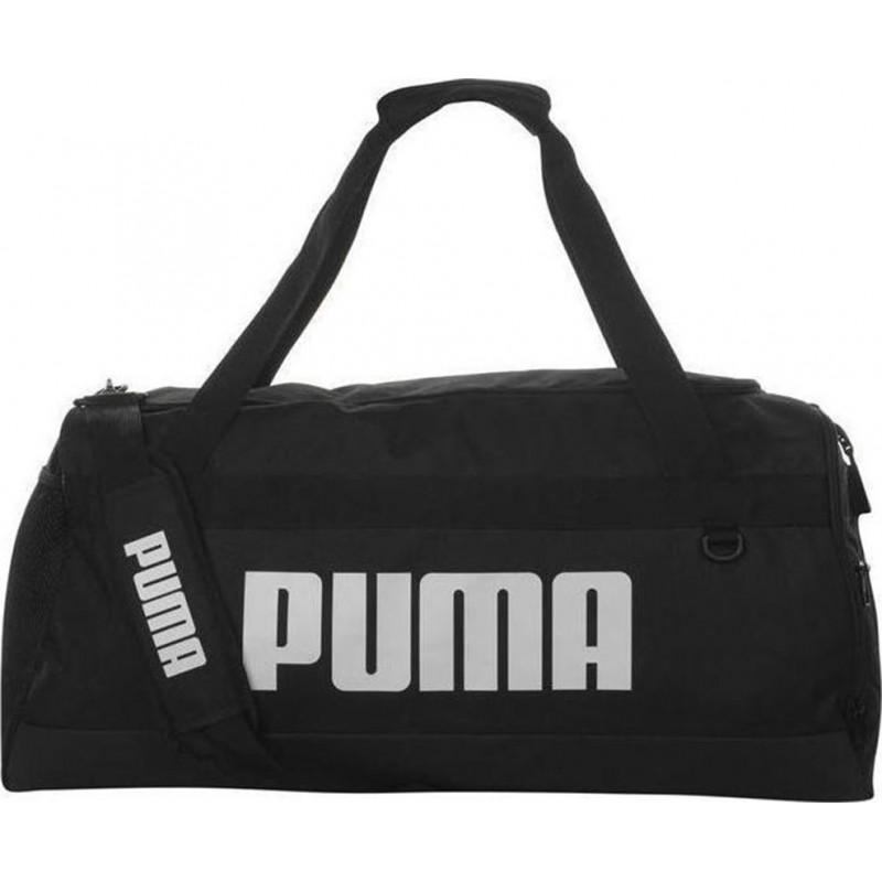 PUMA Challenger black Duffel, 076621-01