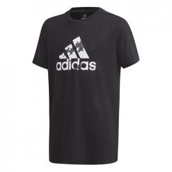 Adidas παιδικο μπλουζακι B A.R. PRME TEE BLACK/WHITE, GE0534