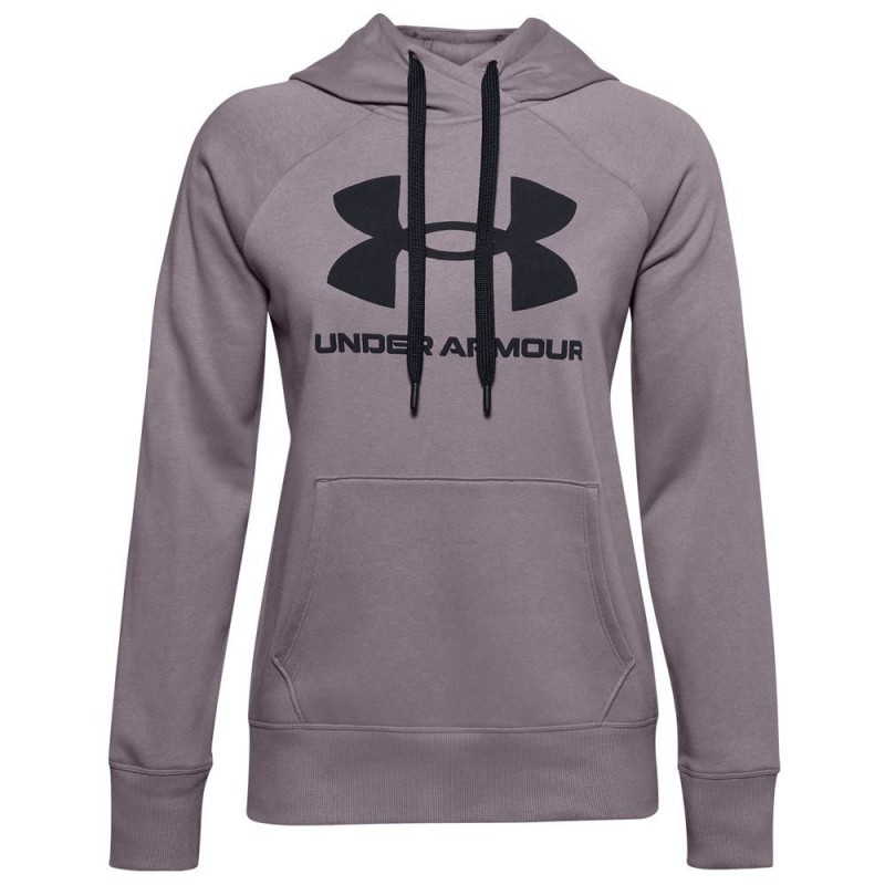 Under Armour  Rival Fleece Logo Hoodie ΦΟΥΤΕΡ, 1356318-585