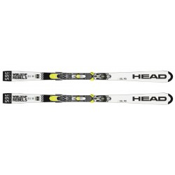 Ski HEAD WORLDCUP REBELS I.SL RD + FREEFLEX EVO 16 X RD (2020), 313089