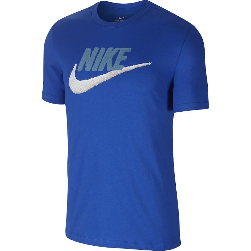 Nike Tee Brand Mark Blue, AR4993-480