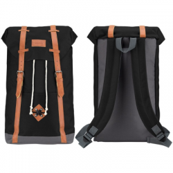 Backpack black Abbey