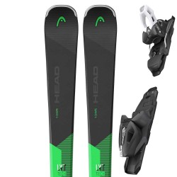 HEAD SKI V-SHAPE V4 XL + PR...
