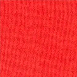 Πετσέτα κόκκινη 120 x 80 cm Avento, 41ZC-ROZ