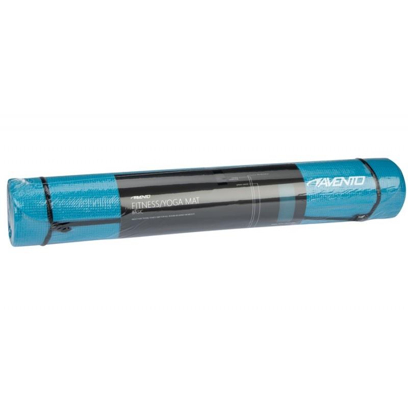 Στρώμα Fitness/Yoga Mat Basic blue Avento, 42MB-BLU