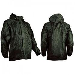 Αδιάβροχο jacket μαύρο Ralka