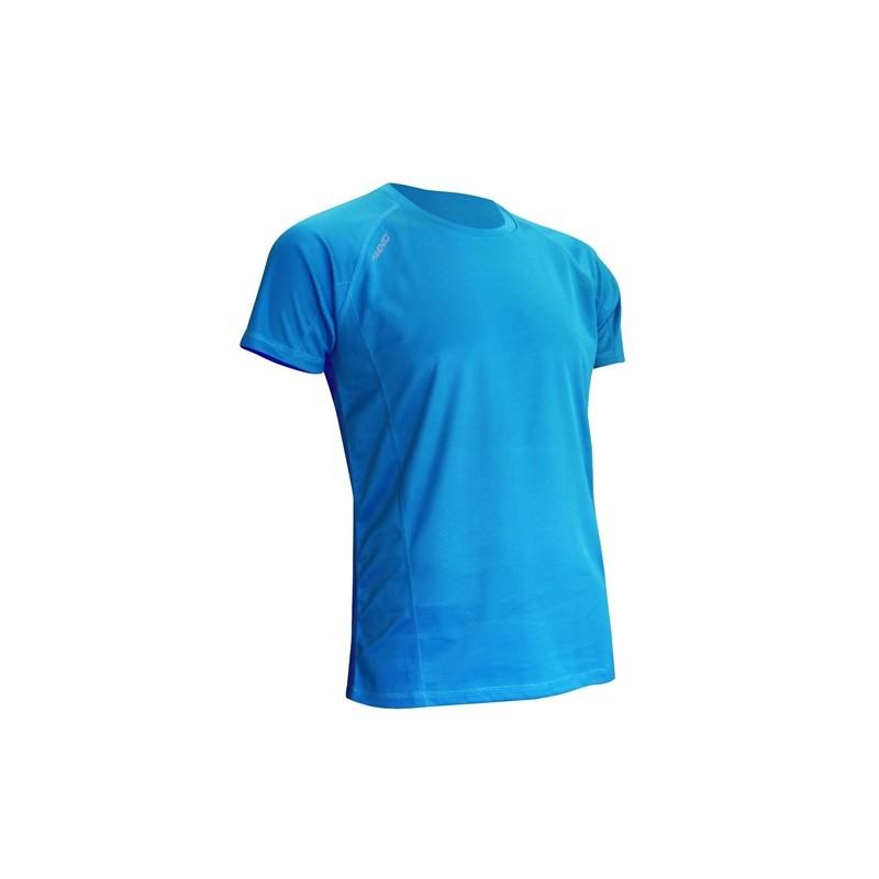 Ανδρική μπλούζα Dry-Fit Avento aqua, 74PU-AQU