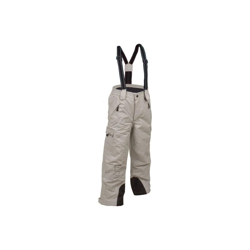 Παιδικό παντελόνι με τιράντες για Ski και Snowboard Starling, 0669-GRI
