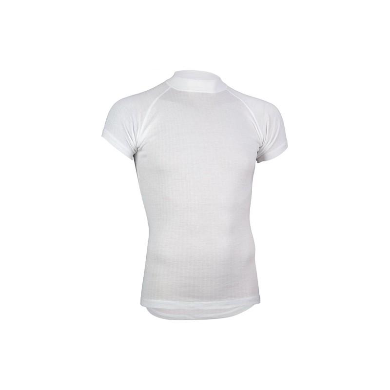 Ανδρική ισοθερμική μπλούζα κοντομάνικη Avento, 0722-WIT
