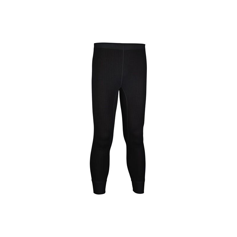 Παιδικό ισοθερμικό παντελόνι μαύρο Avento, 0726-ZWA