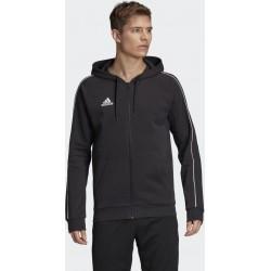 Ανδρική ζακέτα Adidas Core 18 Black, FT8068