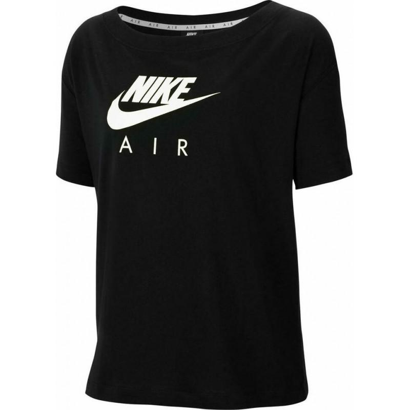 Γυναικεία μπλούζα μαύρη Nike, CU5558-010