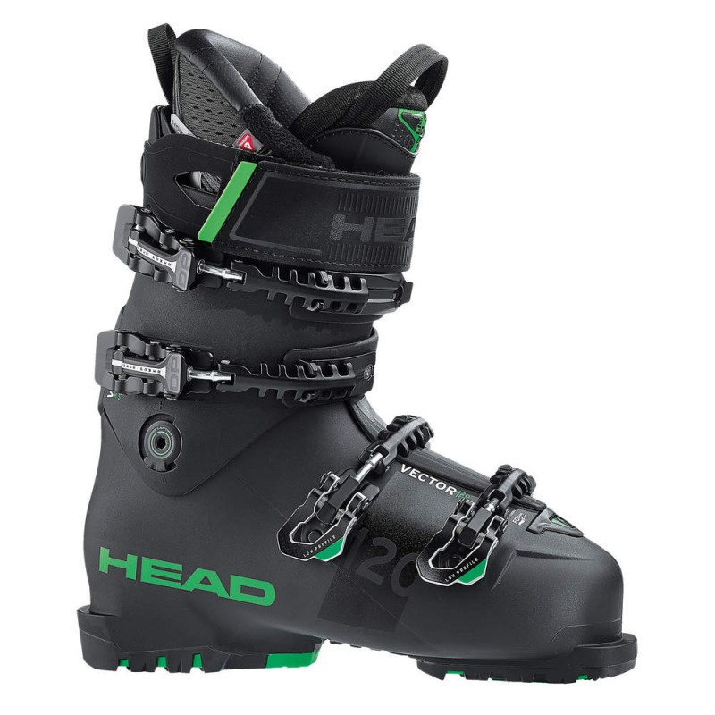 HEAD VECTOR 120S RS BLACK (2021), 600120
