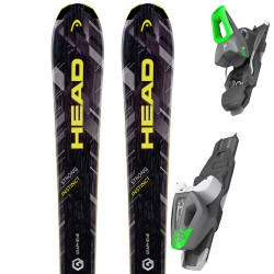 Ski STRONG Instict Ti with bindings HEAD PR 11, 310966