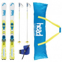 SKI SET HEAD THE ALPINE WALKER
