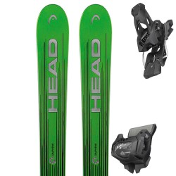 HEAD SKI MONSTER 108 Ti +...