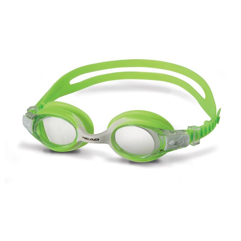 Παιδικά γυαλιά κολύμβησης lime HEAD, 451018