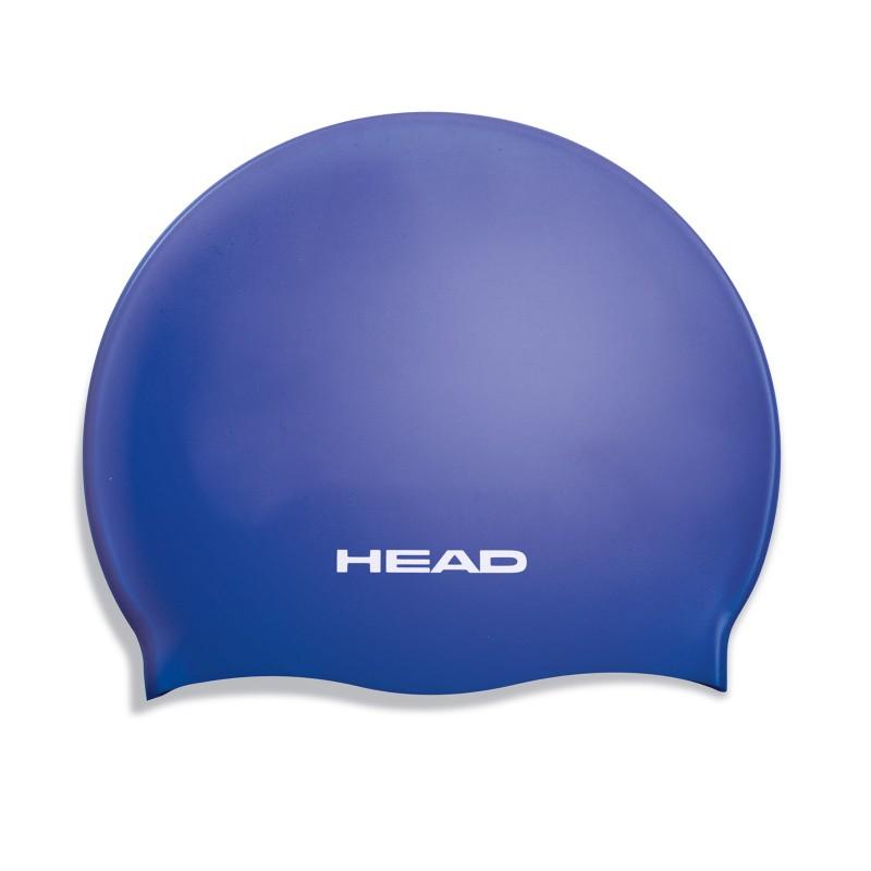 Παιδικό σκουφί κολύμβησης μπλε HEAD, 455006