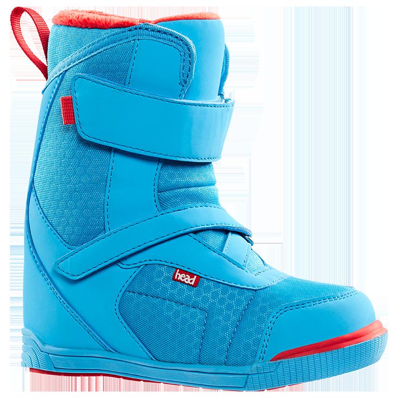Παιδικές Μπότες Snowboard HEAD Kid Velcro (2021), 355608