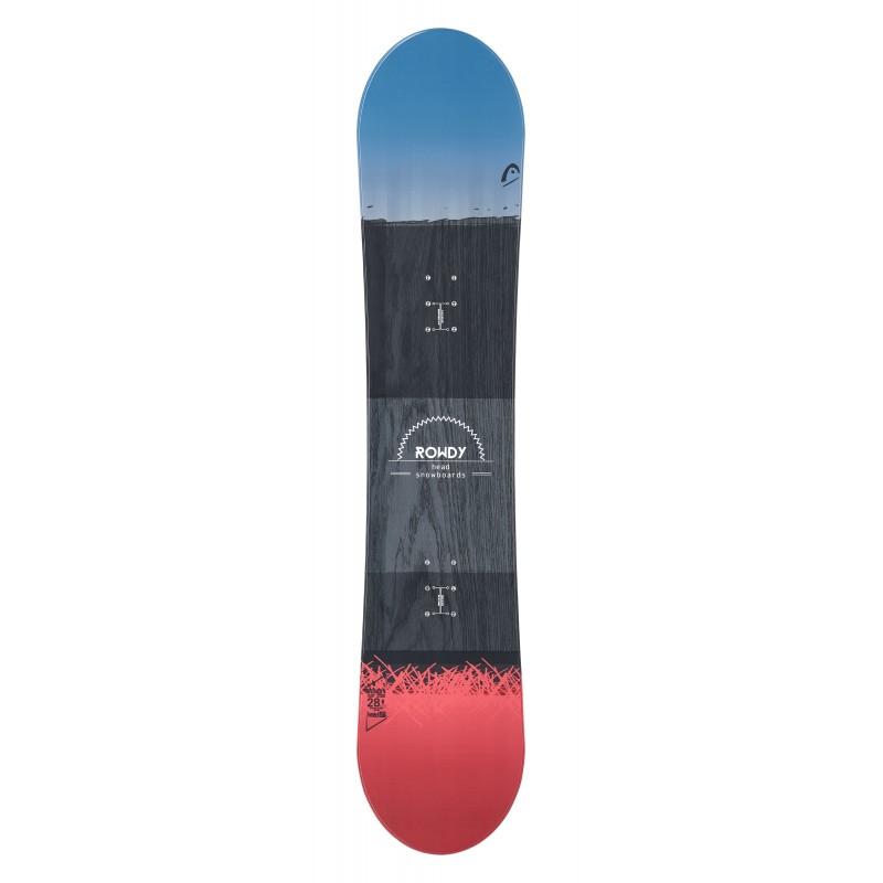 HEAD Snowboard ROWDY (2021), 336620