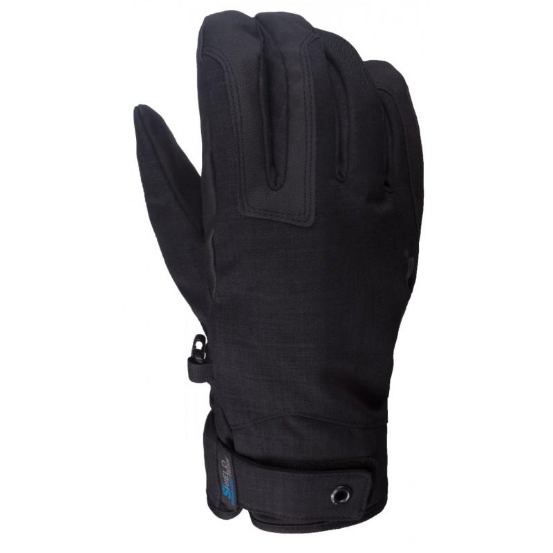 Ski Gloves ESKA DJ SHIELD black, 1562OI/A