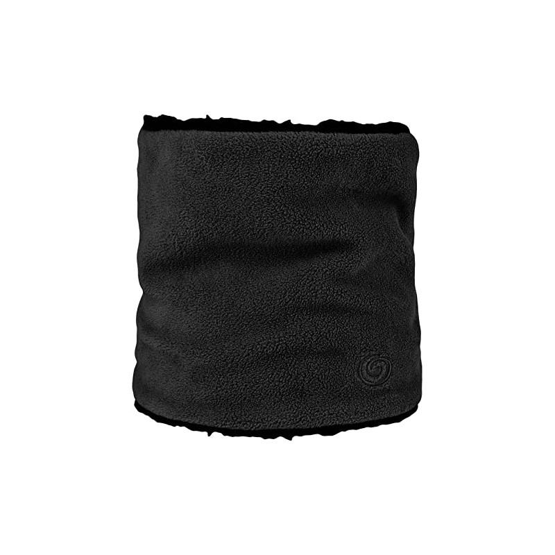 Λαιμουδιέρα με Διπλό Fleece Brekka Black, BRFH4642