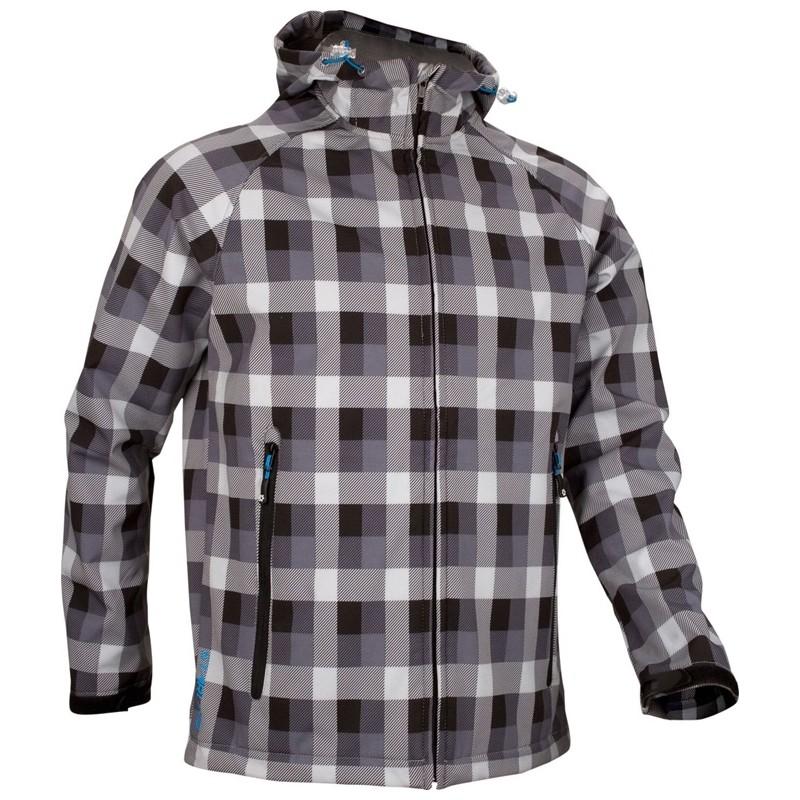 Softshell Jacket with Hood  Men, 43KZ-LGZ