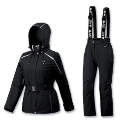 SKI SET WOMEN'S BLACK...