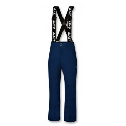 Men's Ski TRousers navy blue Astrolabio, AD7P-960
