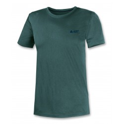 T-SHIRT MEN'S GREEN DRY-FIT...