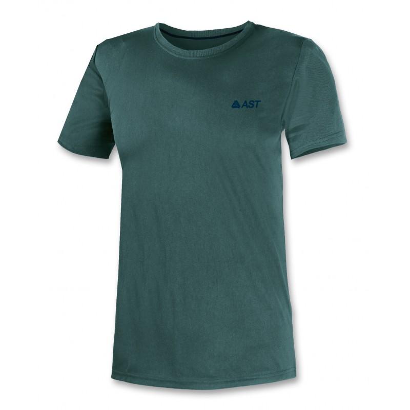 Ανδρική μπλούζα πράσινη dry-fit Astrolabio, N57M-217