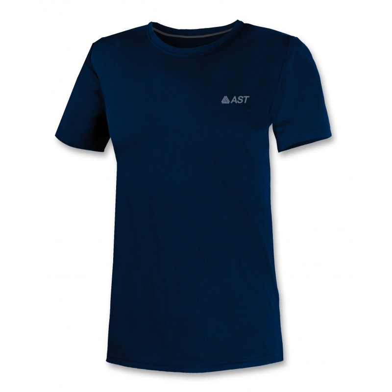 Ανδρική μπλούζα μπλε σκούρο dry-fit Astrolabio, N57M-956