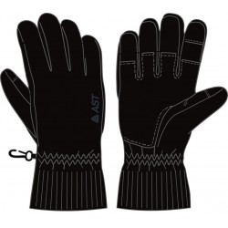 PAIR OF GLOVES MEN'S BLACK...