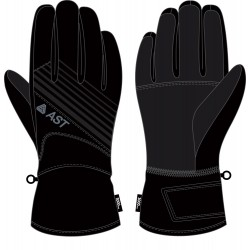 PAIR OF GLOVES SKI MEN'S...