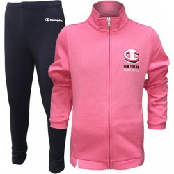 Champion Sweatsuit pink