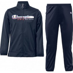 Champion Tracksuit blue