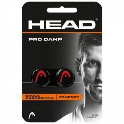 Αντικραδασμικό HEAD PRO DAMP BLACK, 285515-BK