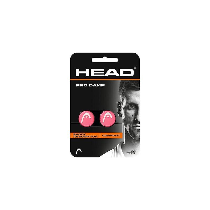 Αντικραδασμικό HEAD PRO DAMP PINK, 285515-PK