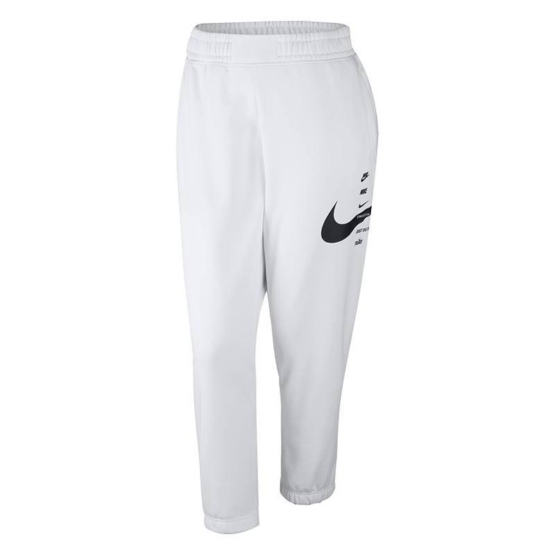 Nike Sportswear Swoosh Women's Fleece Pants (Plus Size), CZ6754-101