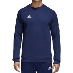 Adidas Core18 Sweat Top blue