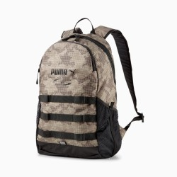Puma backpack shitake camo