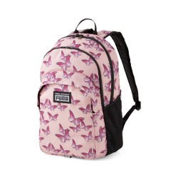 Puma backpack pink floral