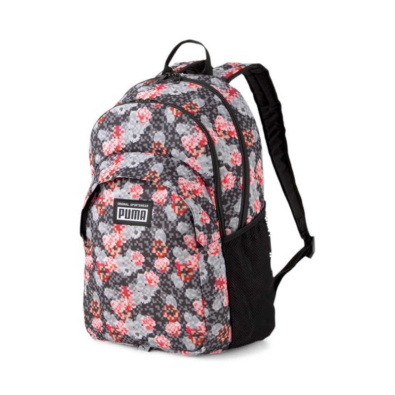 Puma Academy Backpack floral, 077301-09
