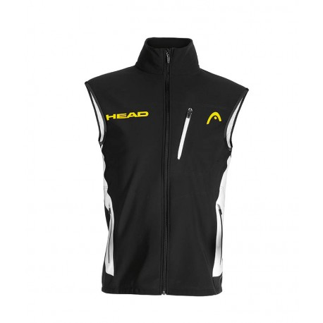 Junior vest softshell HEAD RACE JACKET