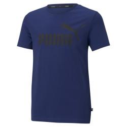 Puma Ess Logo Tee elektro blue