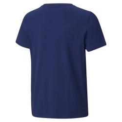Puma Ess Logo Tee elektro blue, 586960-12