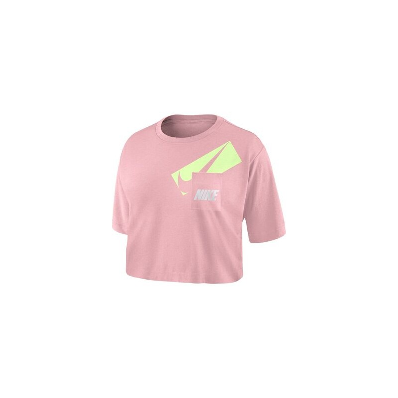 Women's Graphic Training Crop Top Nike Dri-FIT, DC7189-630